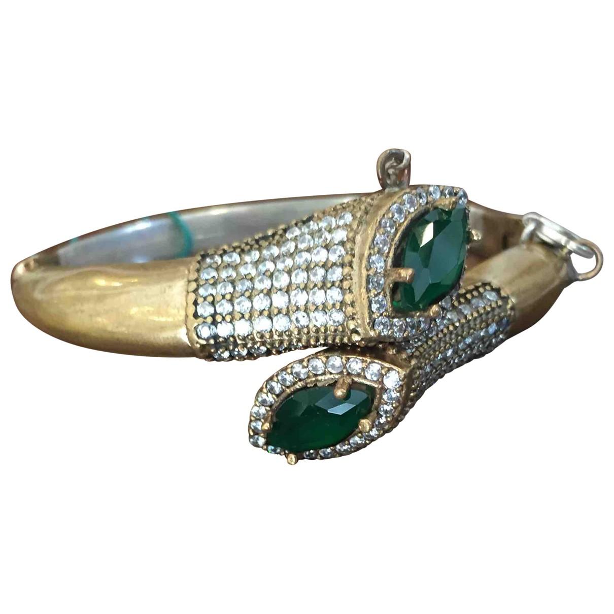 - Bracelet Toi & Moi pour femme en argent - multicolore