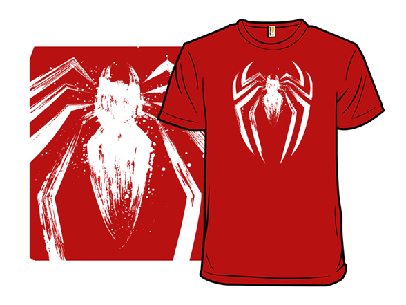 I Am The Spider T Shirt