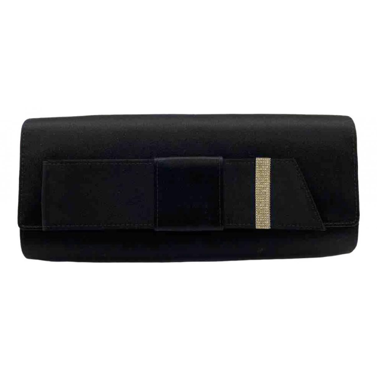 Dolce & Gabbana - Pochette   pour femme en soie - noir