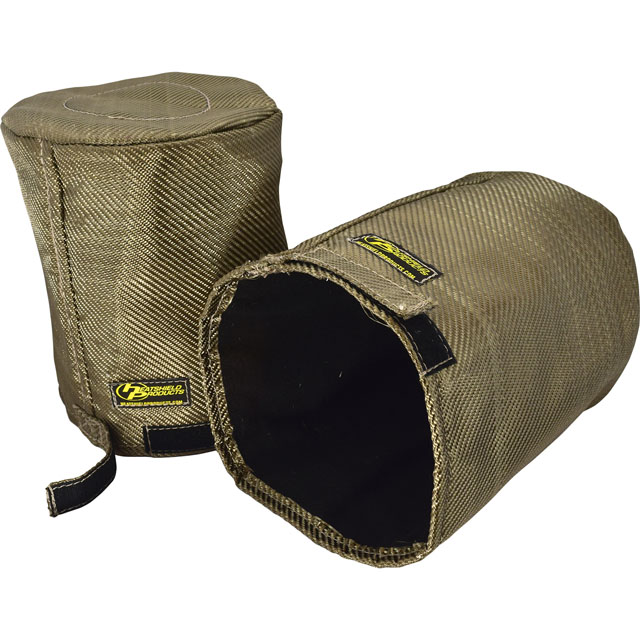 Heatshield Products Lava Stack Sack To 5 Inch To 5-1/4 Inch ID X 6 Inch