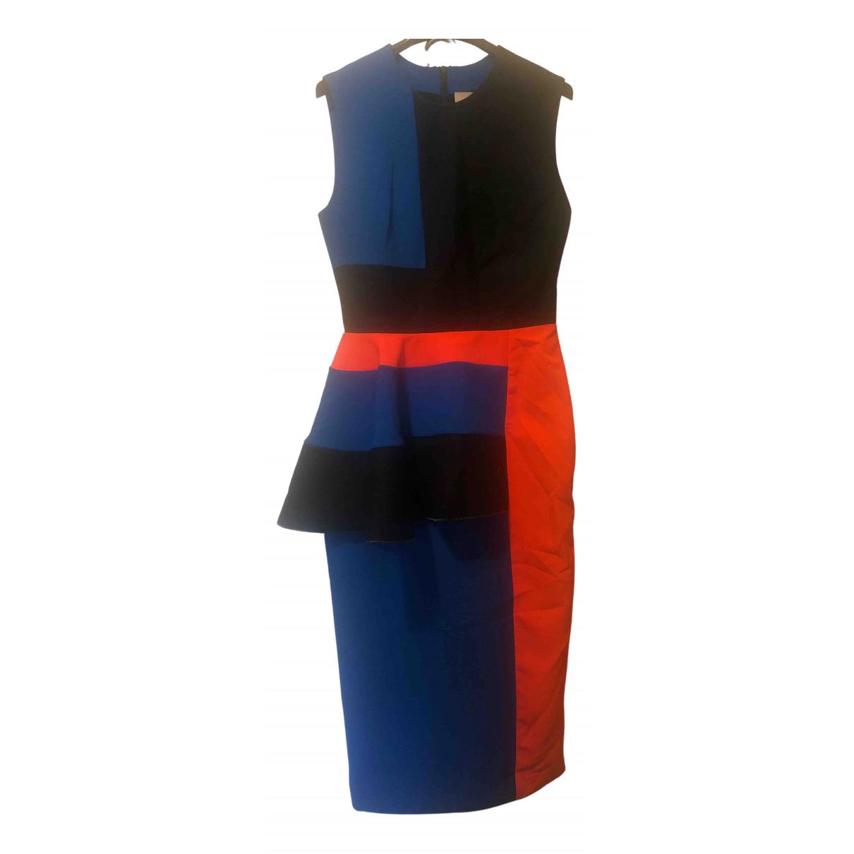 Roksanda \N Kleid in  Bunt Polyester