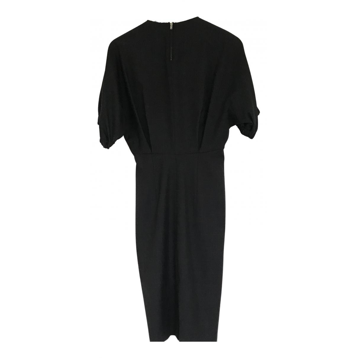 Isabel Marant Etoile - Robe   pour femme en laine - bleu