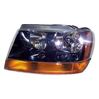 Crown Automotive Headlamp (Clear) - 55155129AB