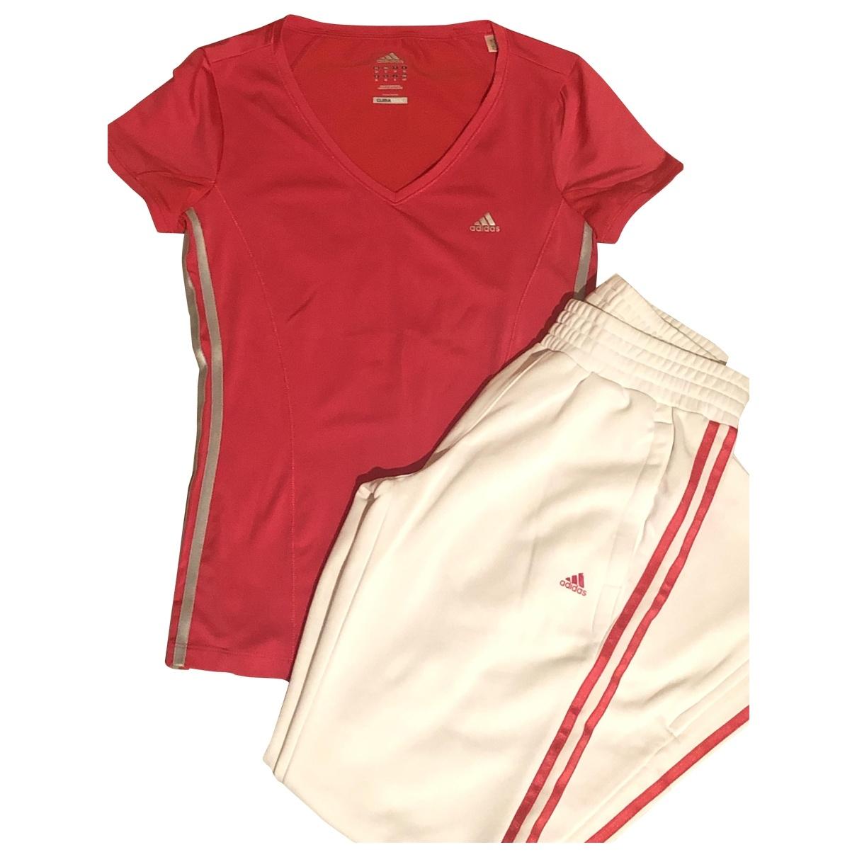 Adidas \N Pink  top for Women 10 UK