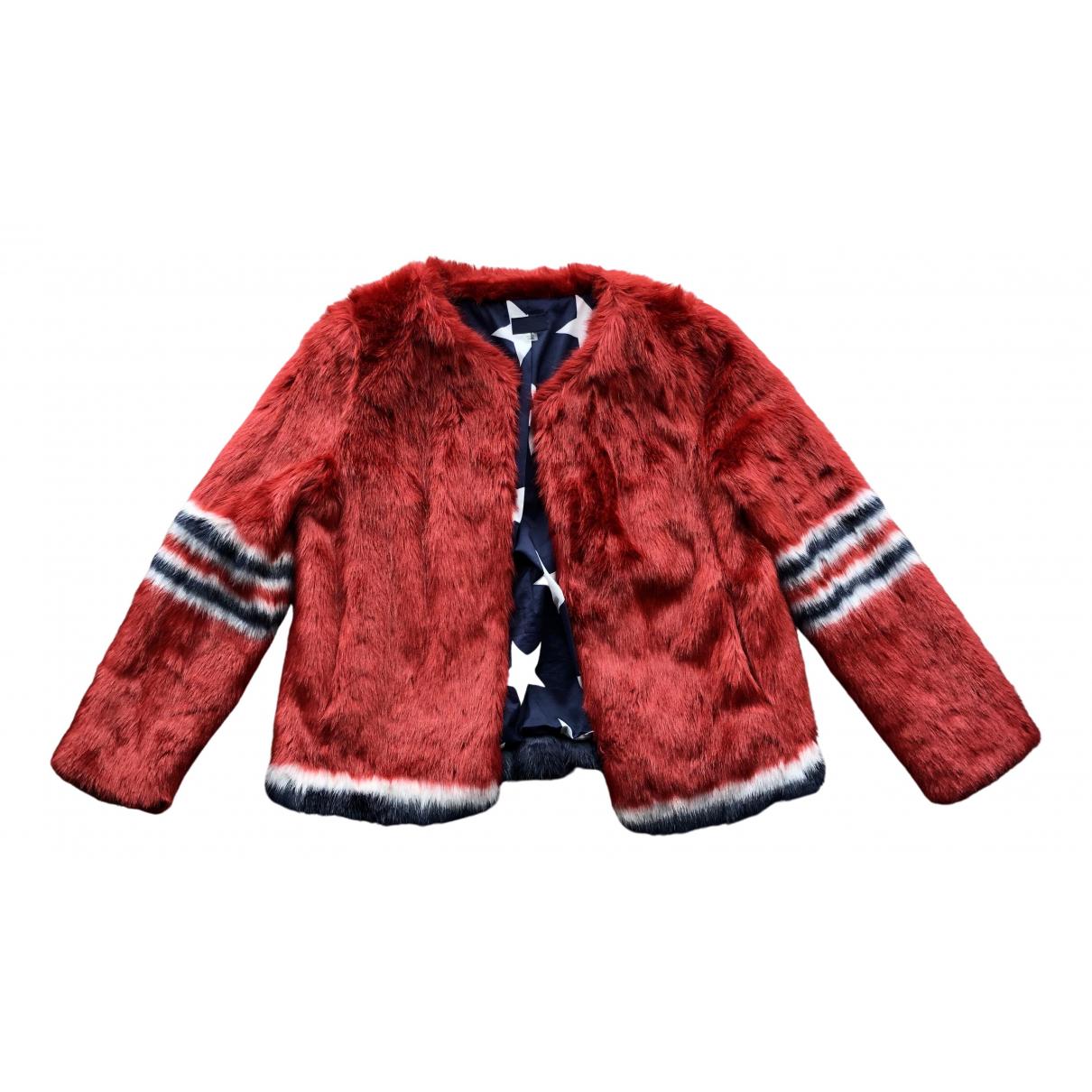 MN Red jacket for Women S International