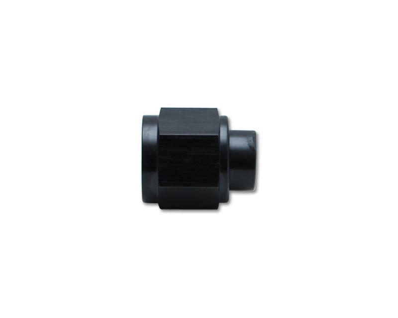 Vibrant Performance 10452 Anodized Black -6AN Flare Cap