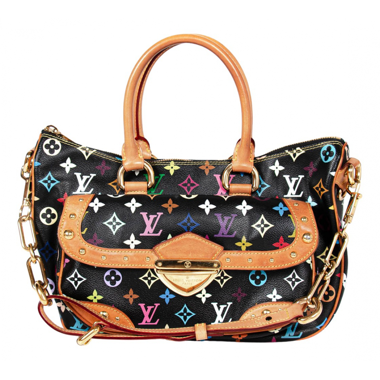 Louis Vuitton Rita Multicolour Cloth handbag for Women N