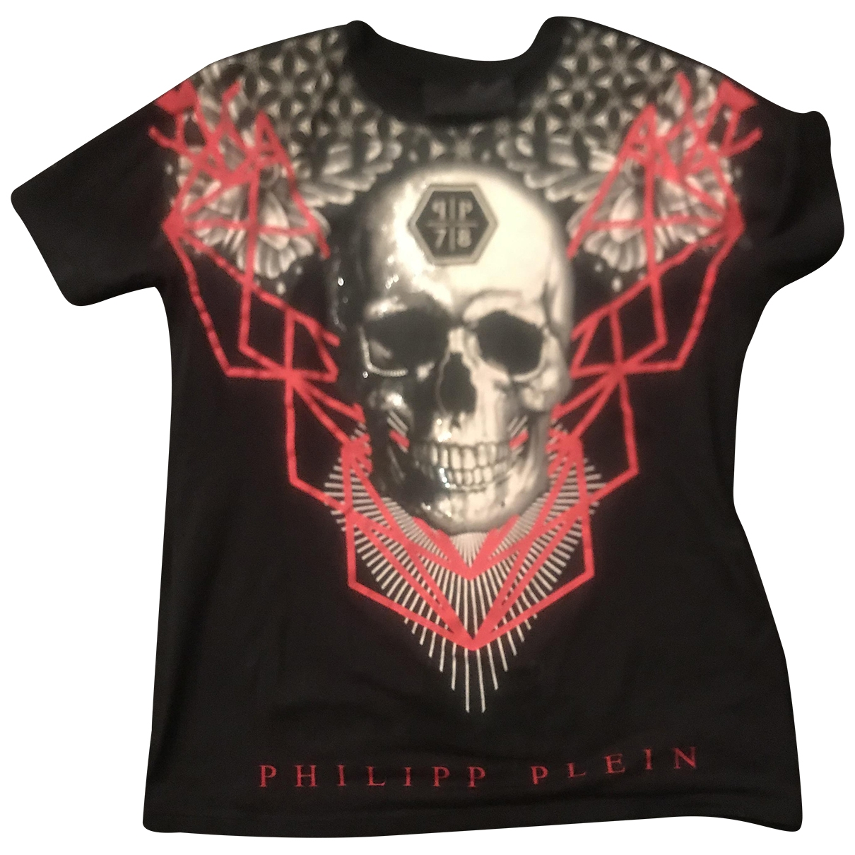 Philipp Plein \N T-Shirts in  Schwarz Baumwolle