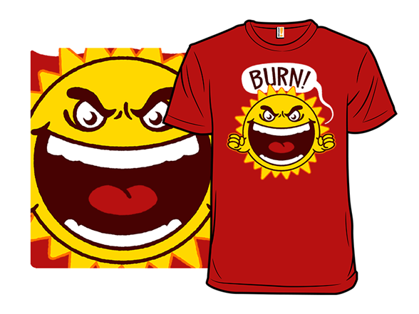 Sunburn T Shirt