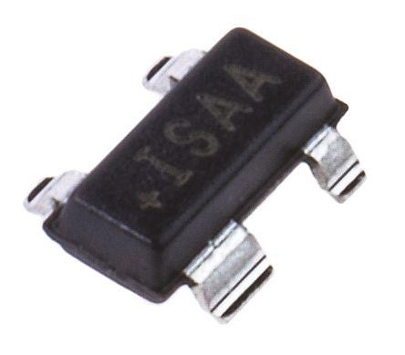 Maxim Integrated Maxim MAX6315US29D3+T, Processor Supervisor 2.93V, Reset Input 4-Pin, SOT-143 (5)