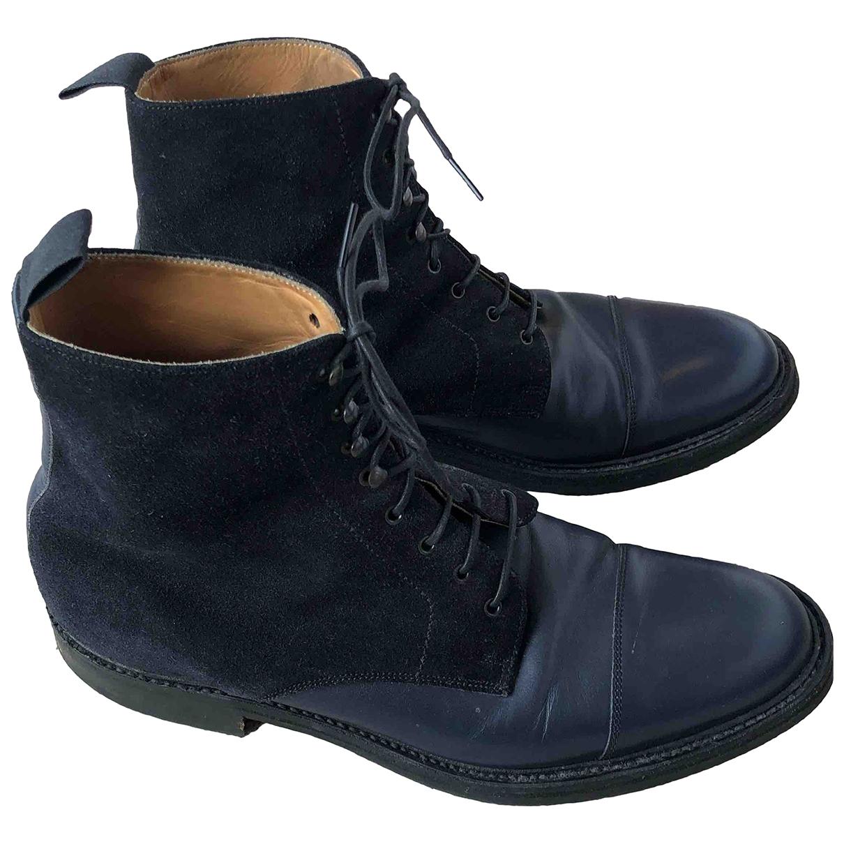 Botas de Cuero Barker