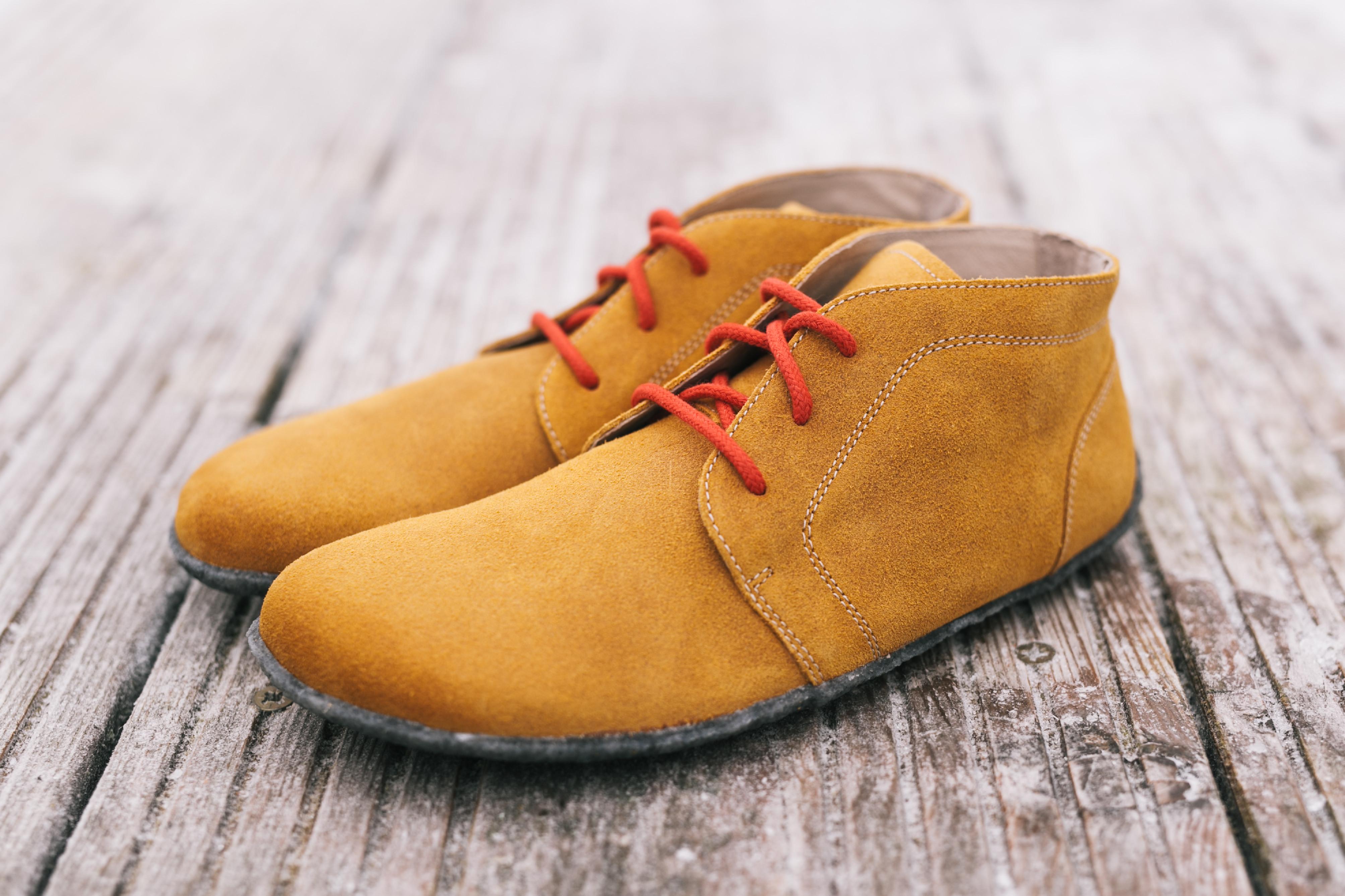 Barefoot Be Lenka Elegance ganzjaehrig - Mustard 46