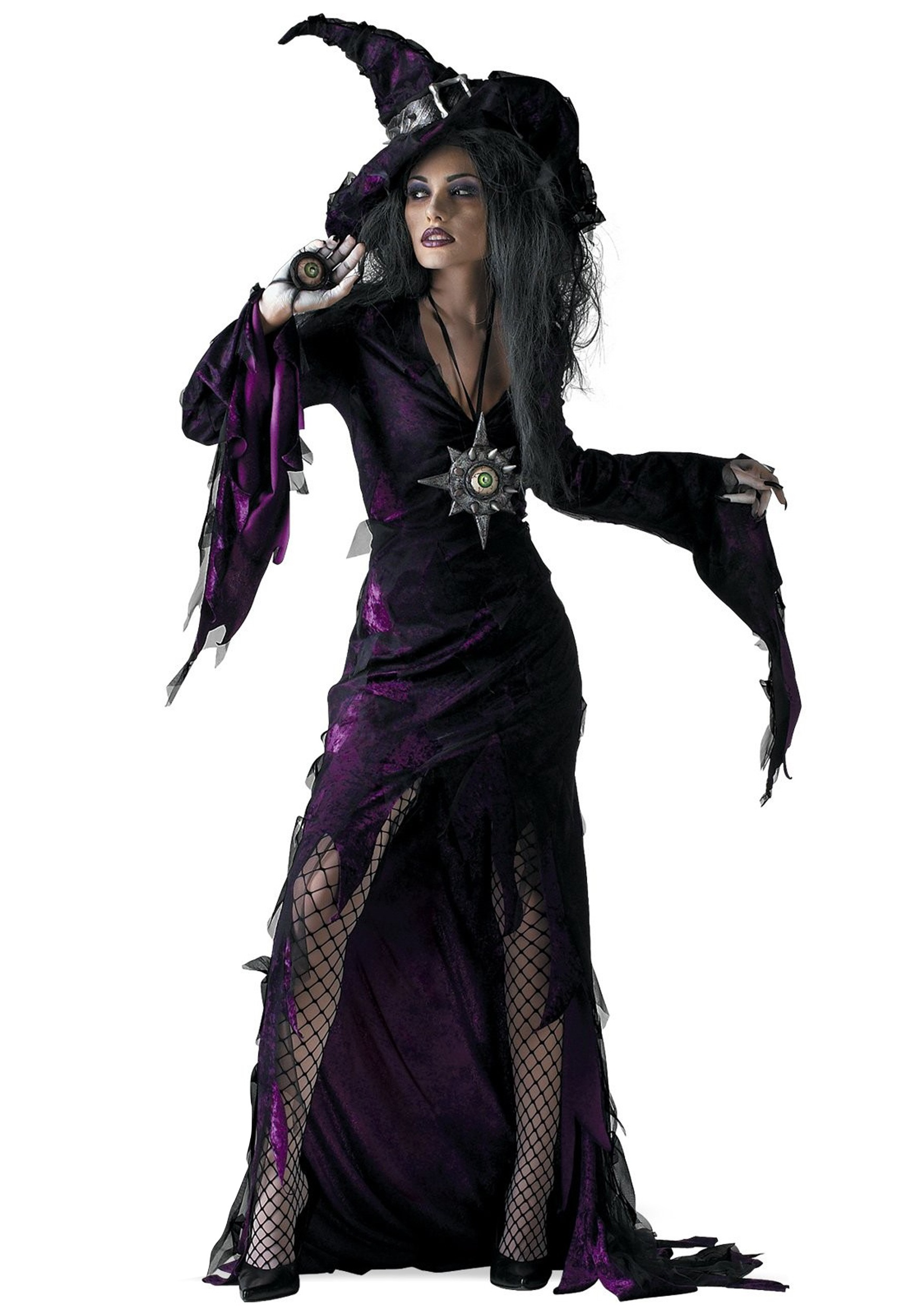 Womens Evil Sorceress Costume