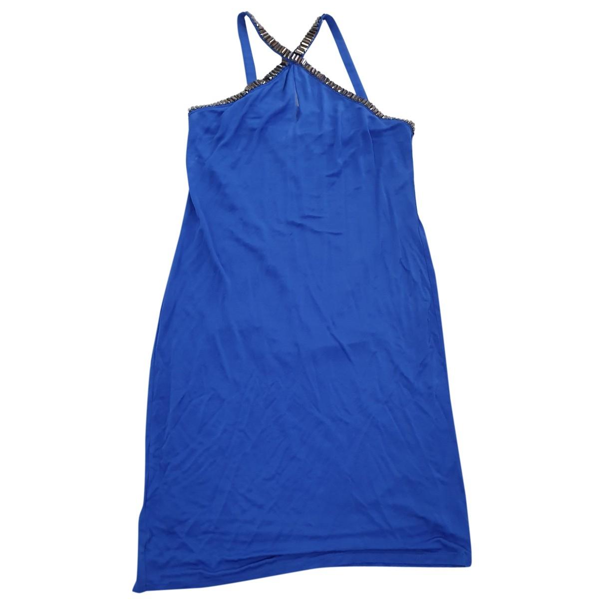 Versace Jeans \N Blue dress for Women M International