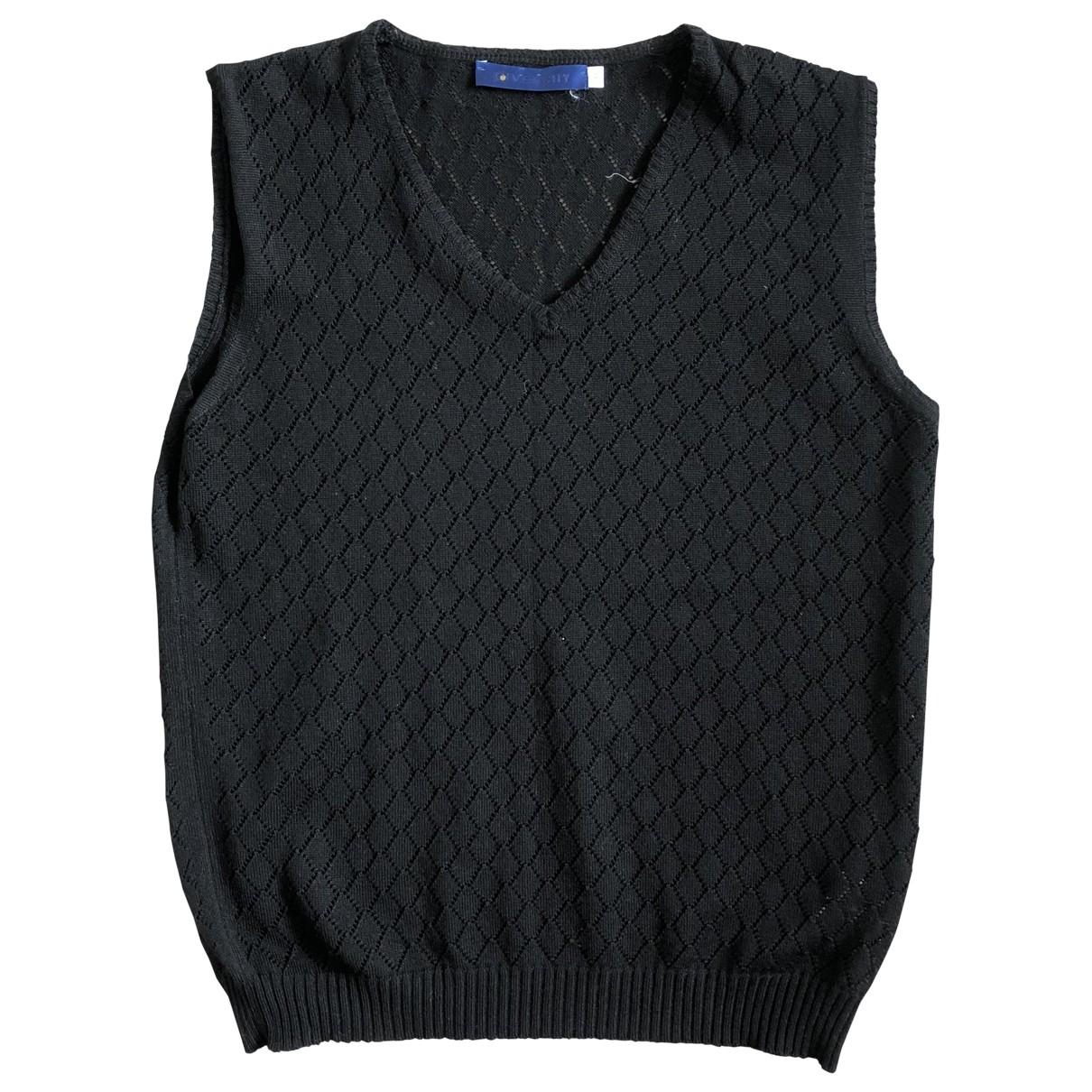 Givenchy - Top   pour femme en laine - noir