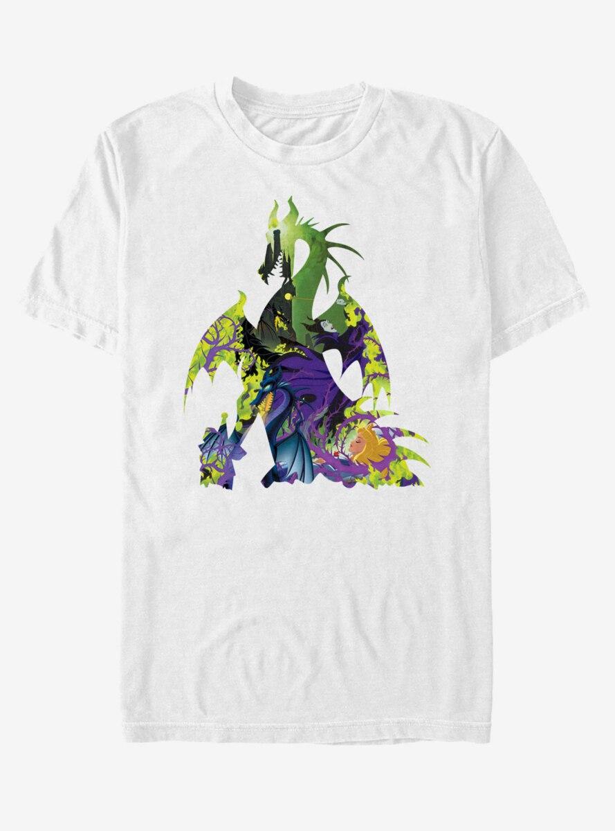 Disney Sleeping Beauty Dragon Form T-Shirt