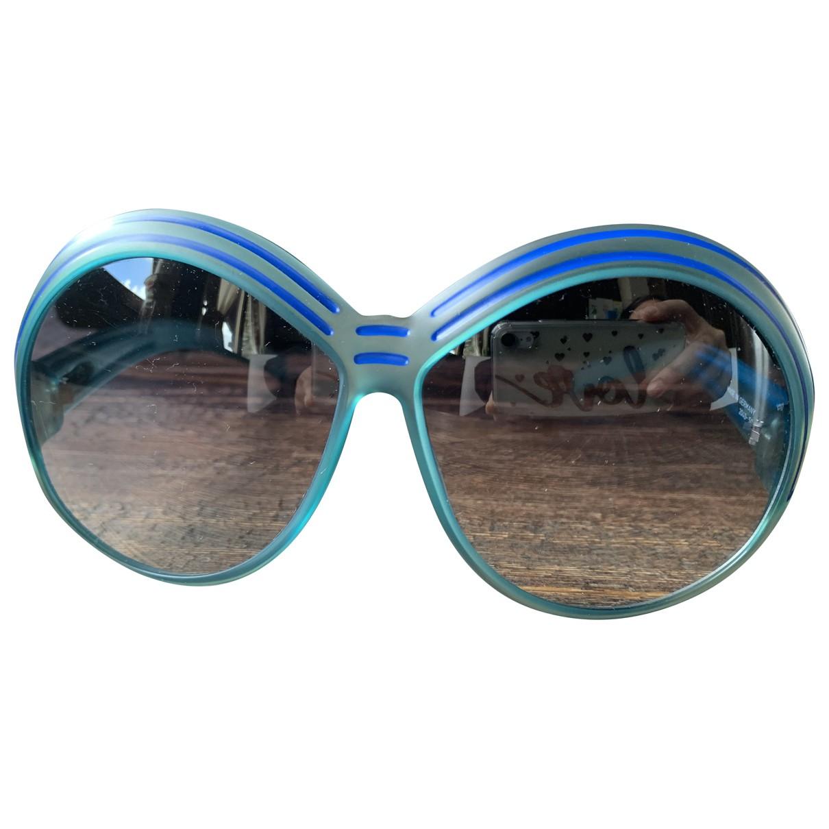 Dior - Lunettes   pour femme - bleu