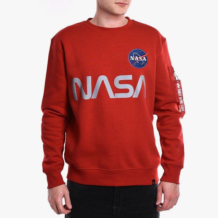 Alpha Industries NASA Reflective Sweater 178309 328