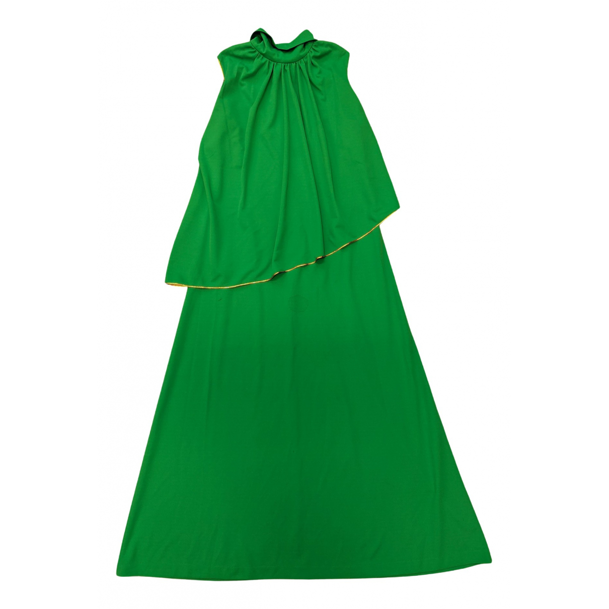 Non Signé / Unsigned \N Green dress for Women 14 UK