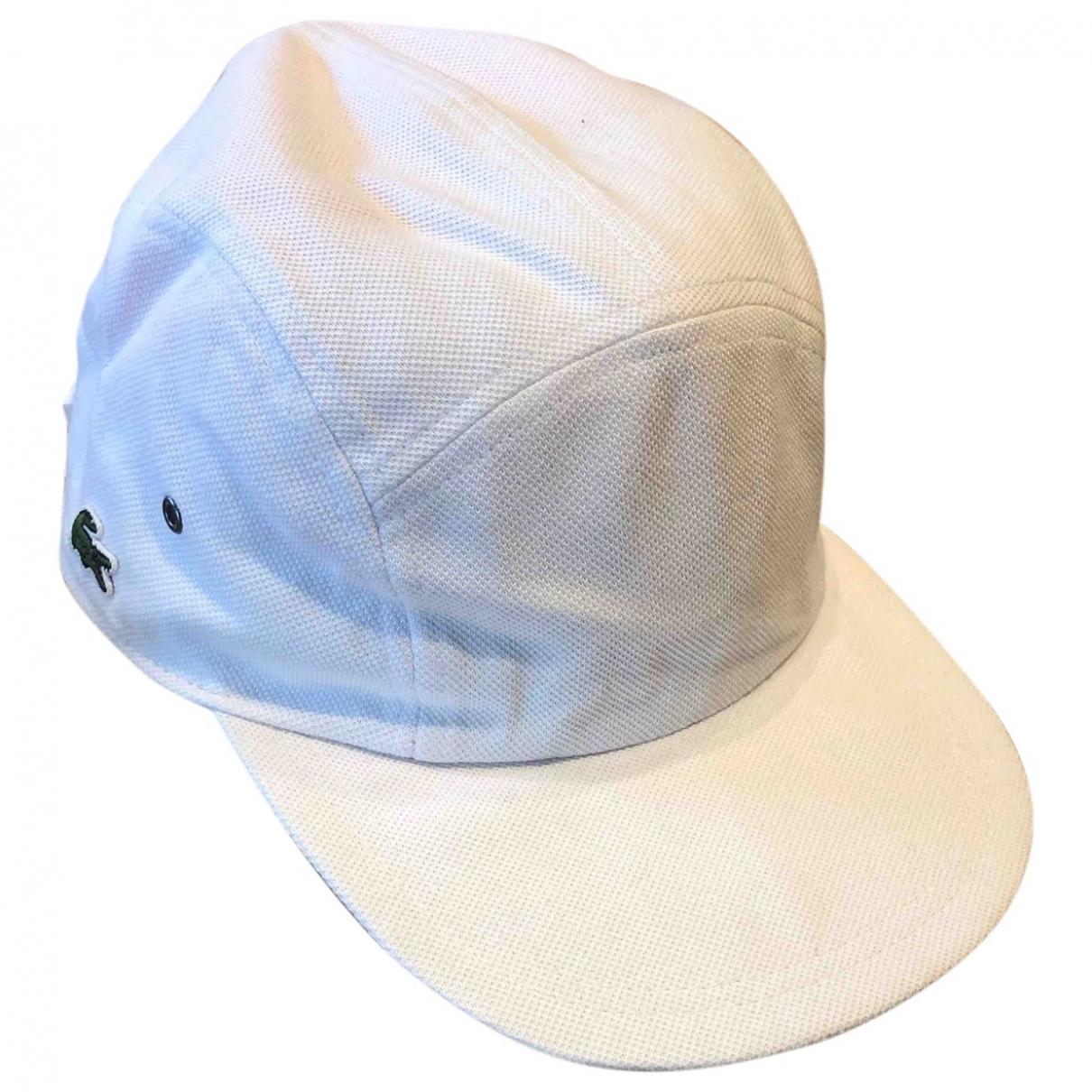 Sombrero / gorro Lacoste X Supreme
