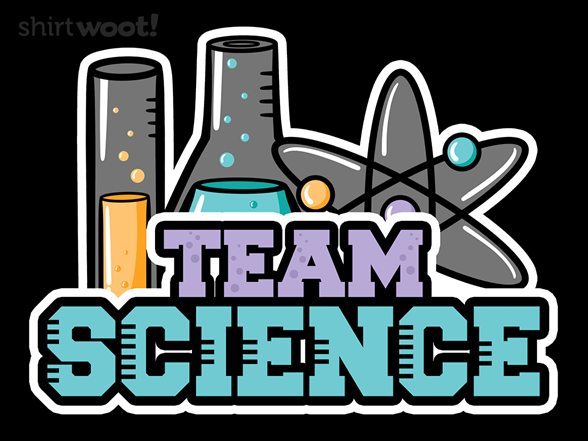 Science Team T Shirt