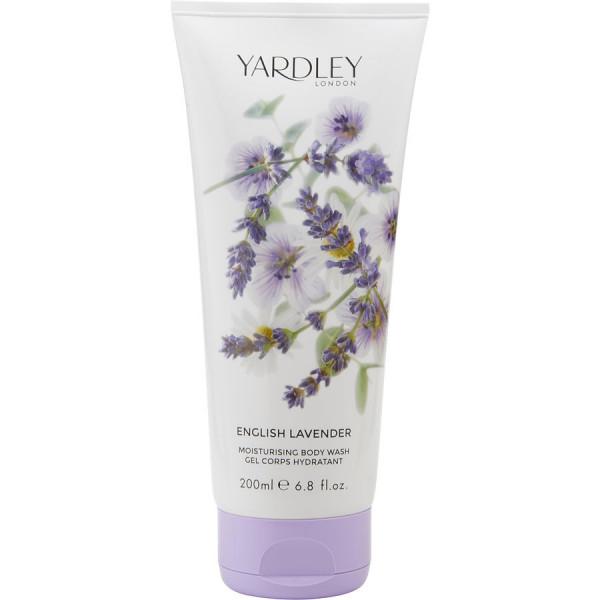 English Lavender - Yardley London Gel de ducha 200 ml