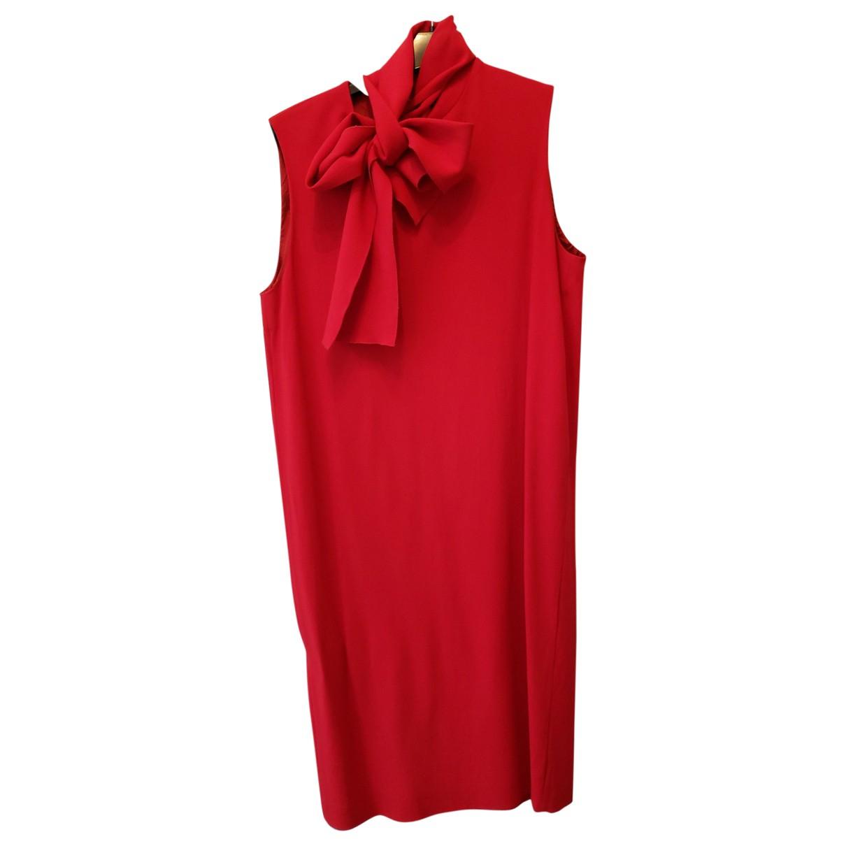 Joseph - Robe   pour femme - rouge