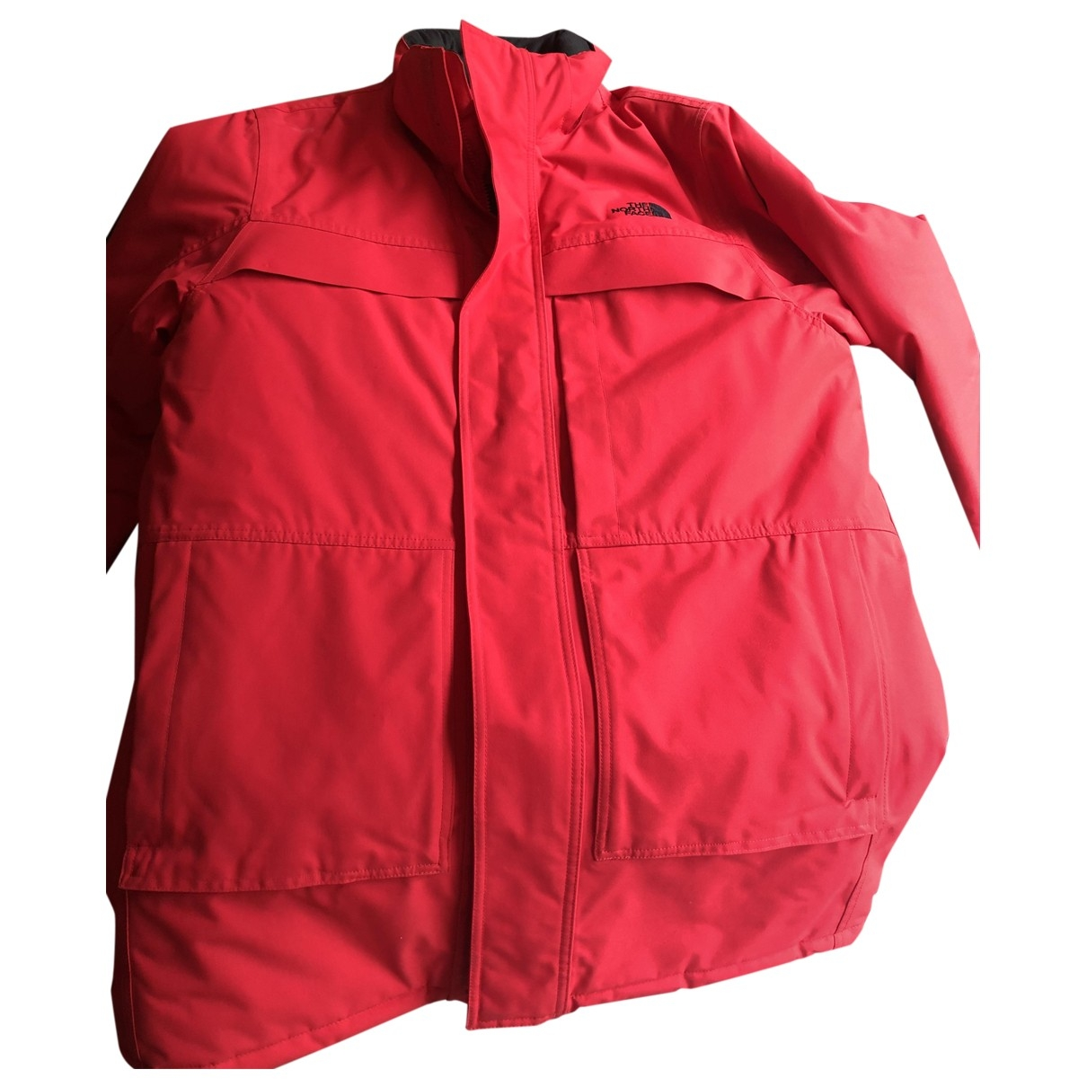 The North Face \N Red coat  for Men XL International