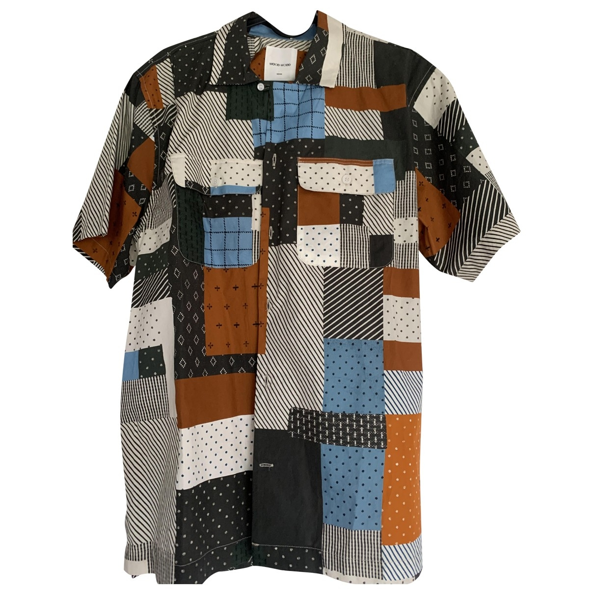 Wood Wood \N Multicolour Shirts for Men M International