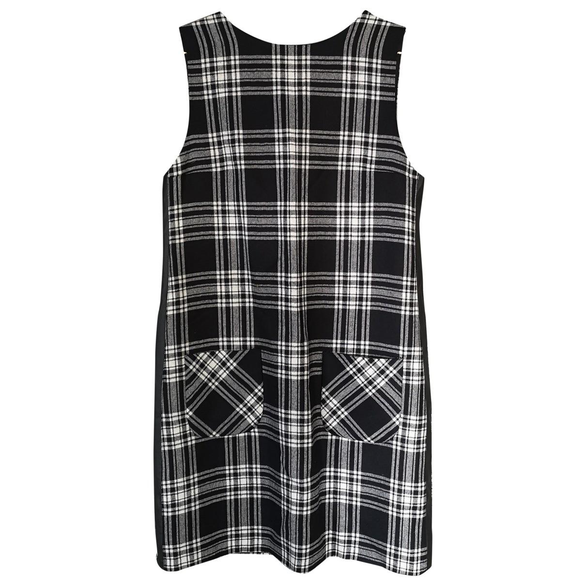 Karl Lagerfeld N Grey Wool dress for Women 40 FR