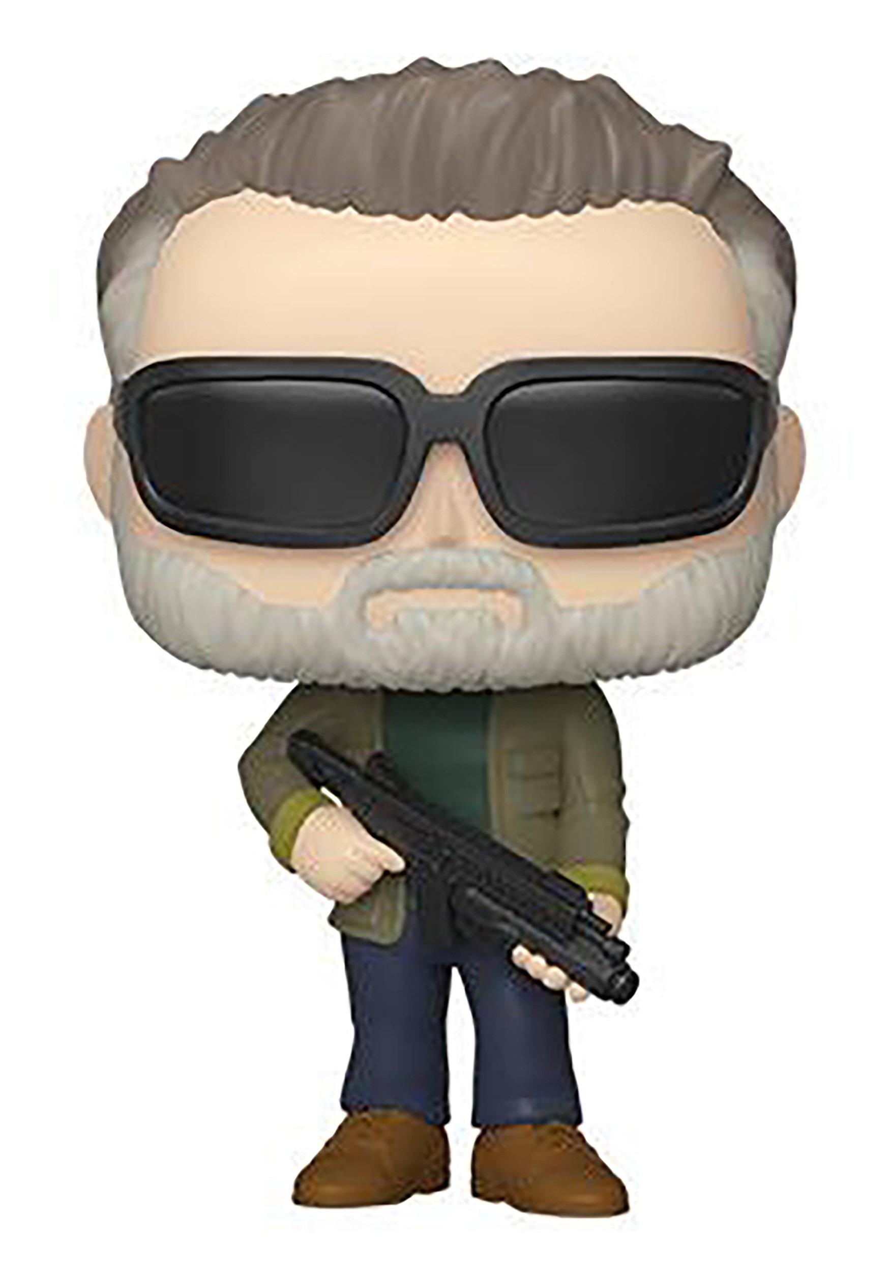 Pop! Movies: Terminator Dark Fate- T-800