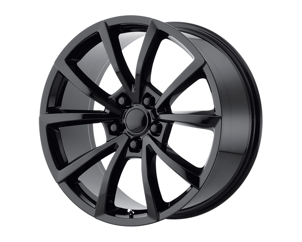 OE Creations 184GB-217350 PR184 Wheel 20x10 5x5x127 +50mm Gloss Black