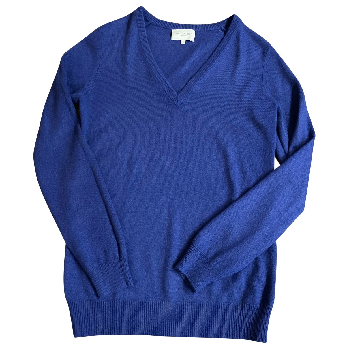 Eric Bompard \N Blue Cashmere Knitwear for Women S International