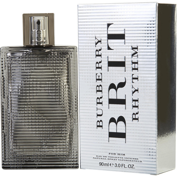 Brit Rhythm Intense - Burberry Eau de Toilette Intense Spray 90 ML