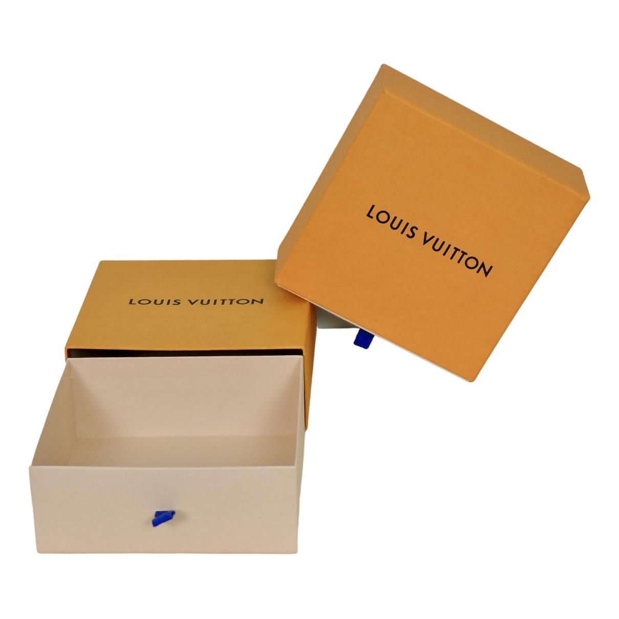 Louis Vuitton - Objets & Deco   pour lifestyle en bois - orange