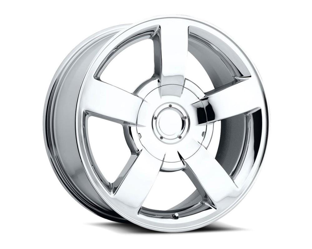 OE Revolution C07-2085655+22C C-07 Wheel 20x8.5 6x139.7 22mm Chrome