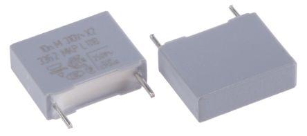 Vishay 10nF Polypropylene Capacitor PP 310 V ac, 630 V dc ±20% Tolerance Through Hole MKP 336 Series (5)