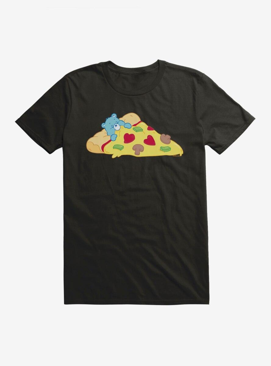 Care Bears Bedtime Bear Pizza T-Shirt