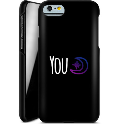 Apple iPhone 6 Smartphone Huelle - You Moon von caseable Designs
