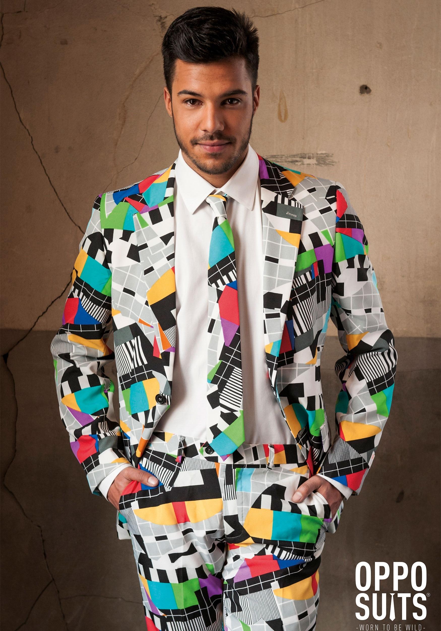 OppoSuits Testival Suit for Men