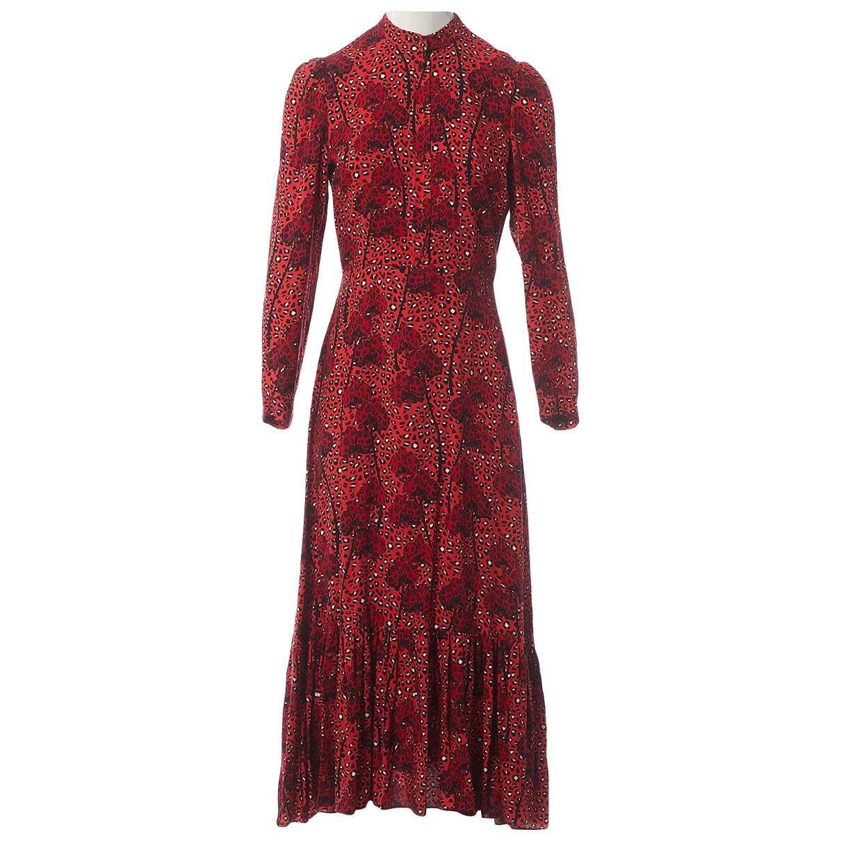 Maxi vestido Borgo De Nor