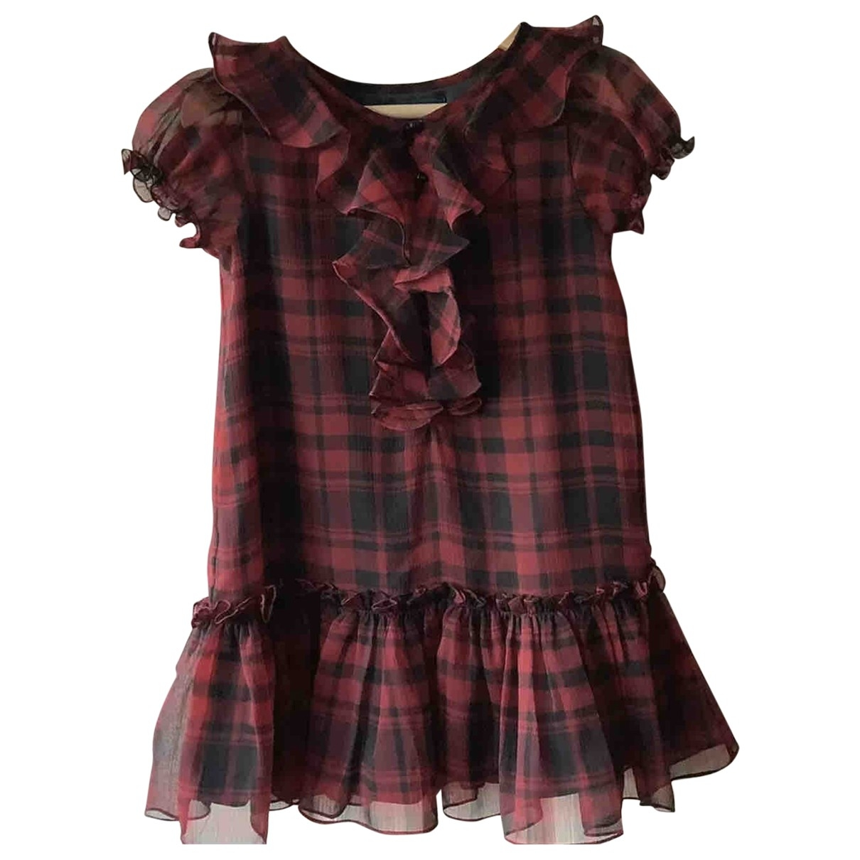 Ralph Lauren \N Red dress for Kids 3 years - until 39 inches UK