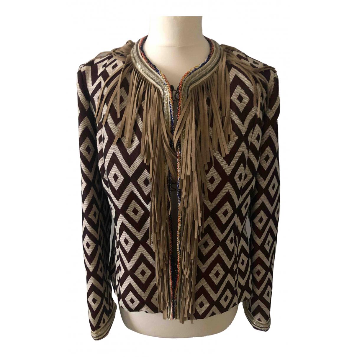 Bazar Deluxe N Multicolour jacket for Women 44 IT