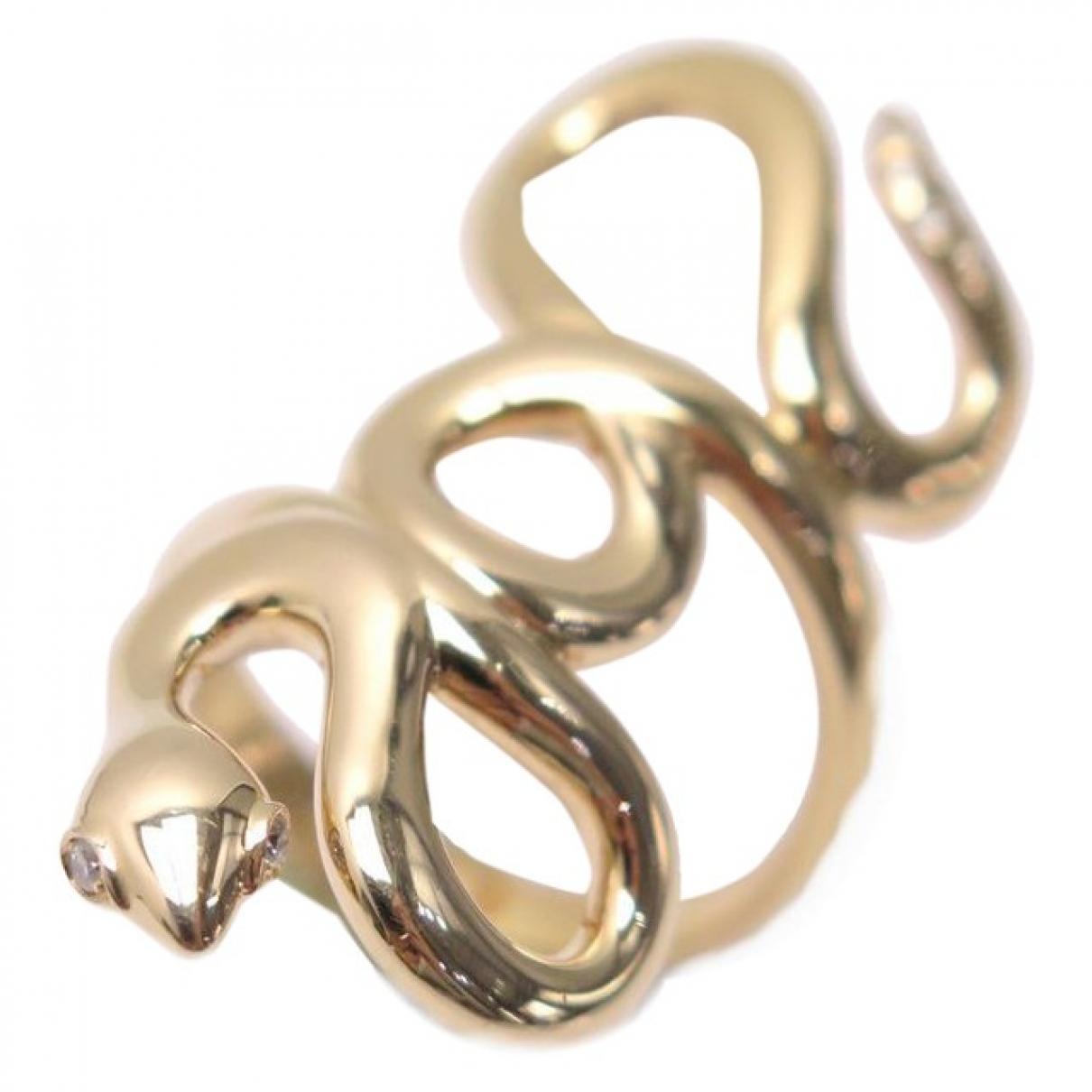 Repossi - Bague   pour femme en or rose - dore