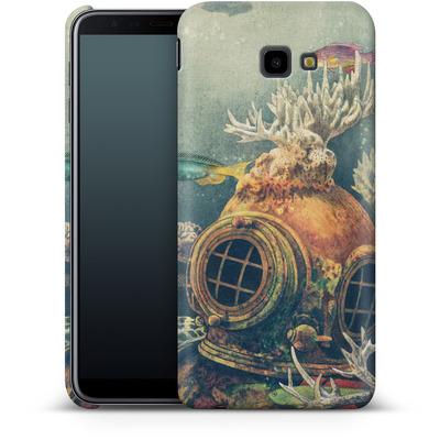 Samsung Galaxy J4 Plus Smartphone Huelle - Sea Change von Terry Fan
