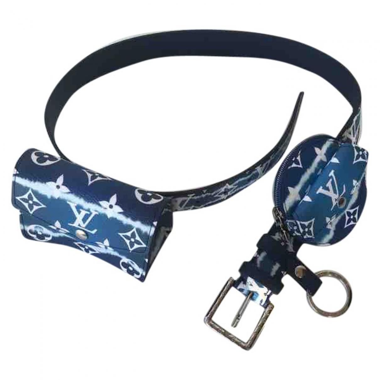 Cinturon Daily multi pocket de Lona Louis Vuitton