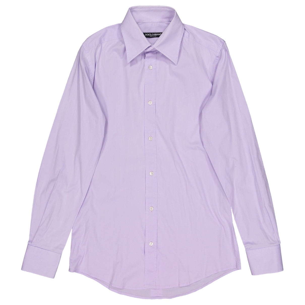 Dolce & Gabbana \N Hemden in  Lila Baumwolle
