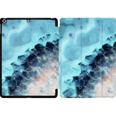 Apple iPad 9.7 (2017) Tablet Smart Case - Ocean Agate von Emanuela Carratoni