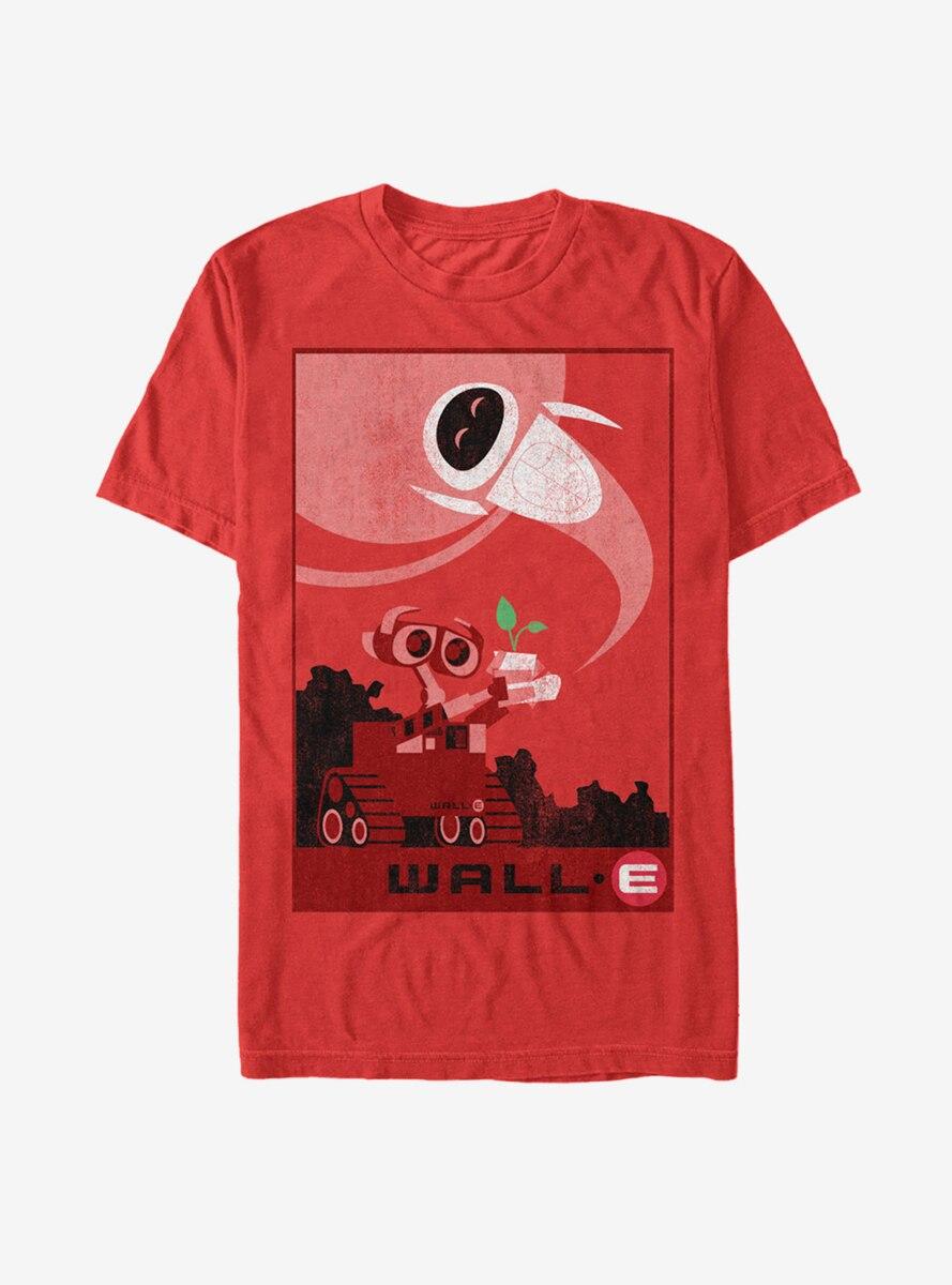 Disney Pixar WALL-E Nature Prevails T-Shirt