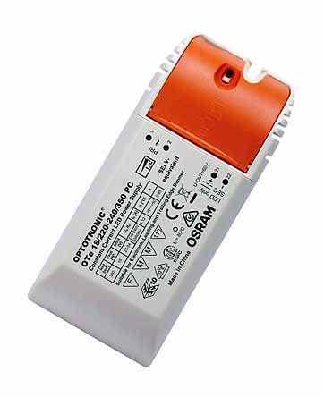 Osram AC-DC Constant Current LED Driver Module 19W 27 ? 54V